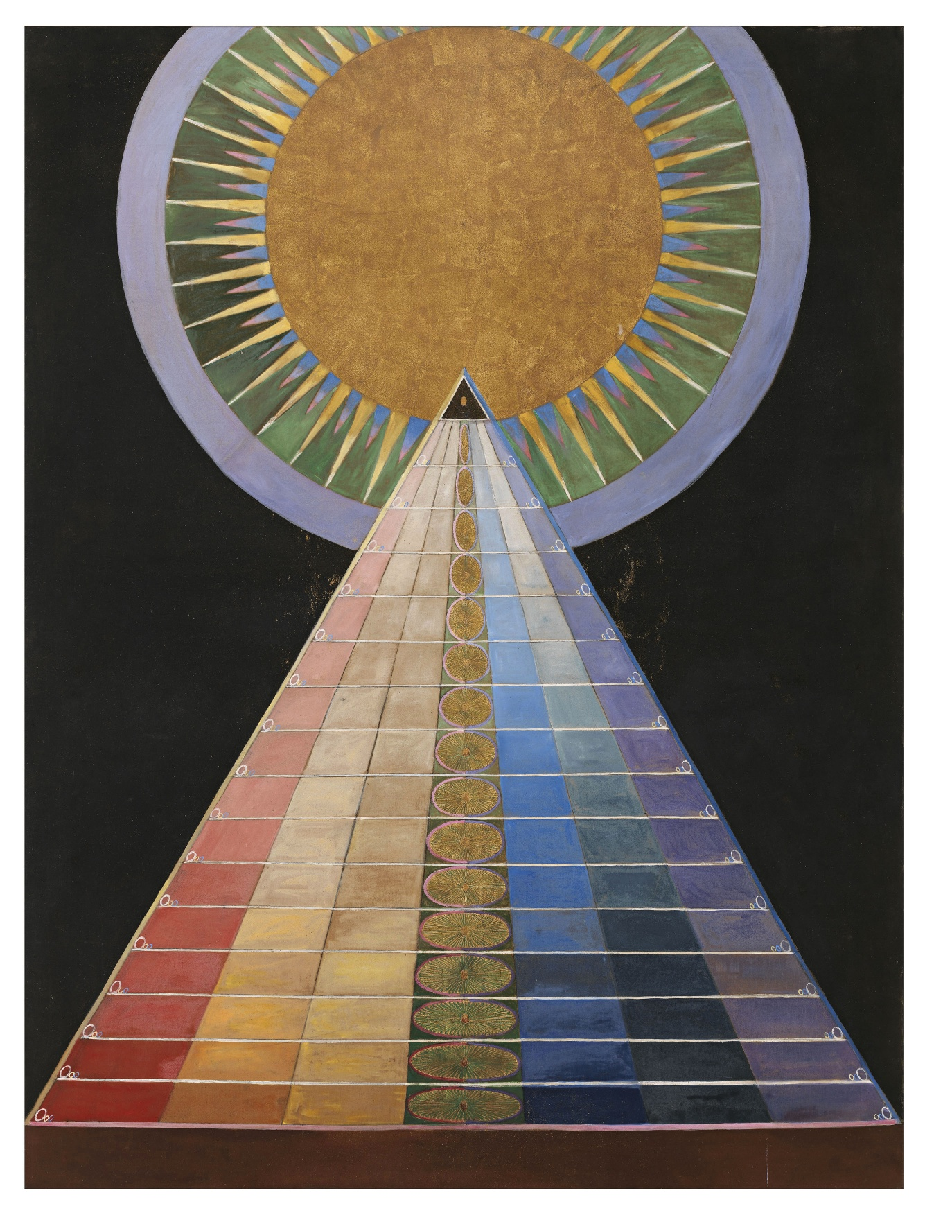 Hilma af Klint 1907 Altarpiece No 1 Group X Altarpieces 2 1585000 resized 1